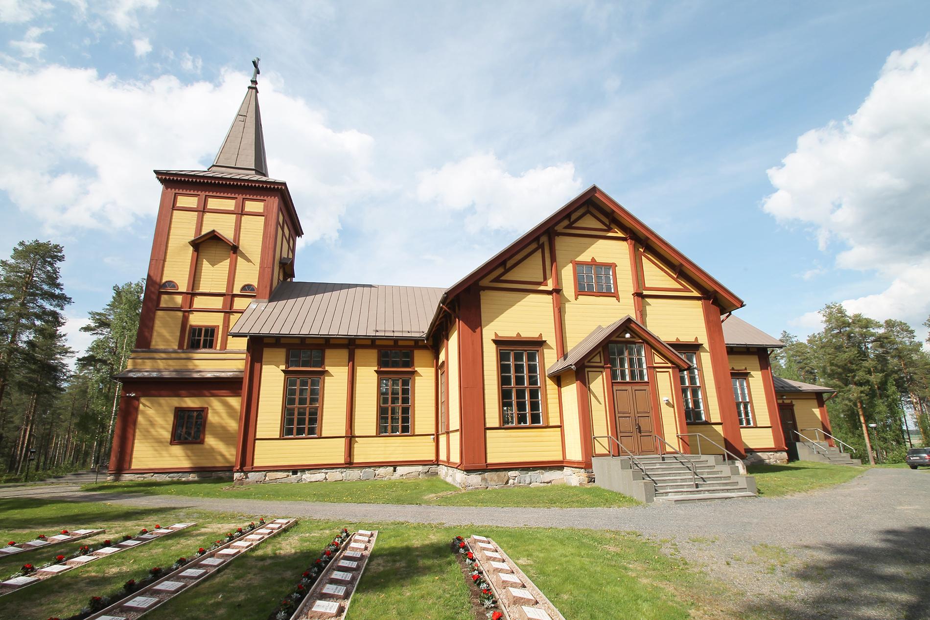 Sievin kirkko