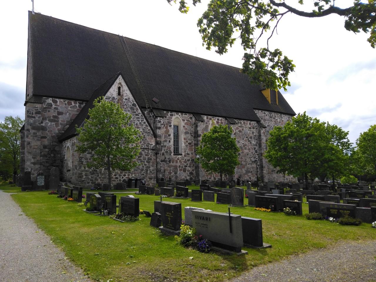 Mynämäen Pyhän Laurin kirkko