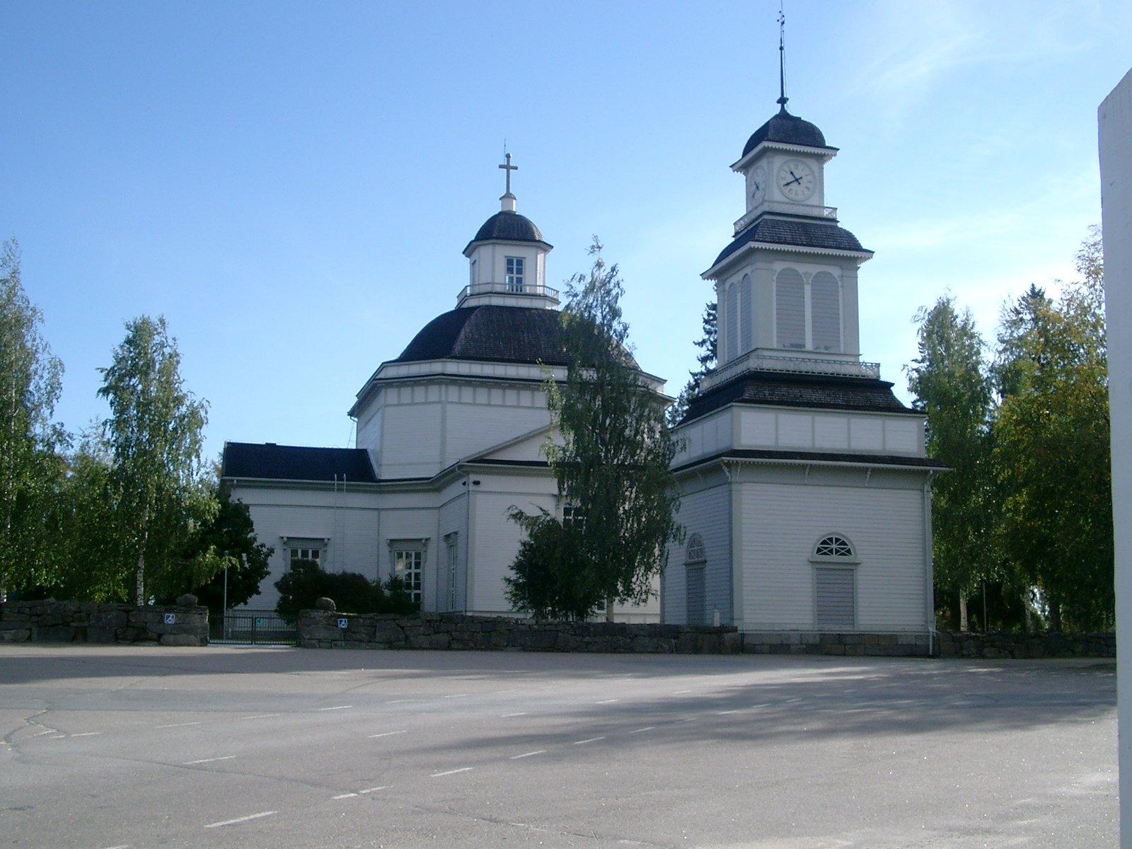 Alajärven Gabrielin kirkko