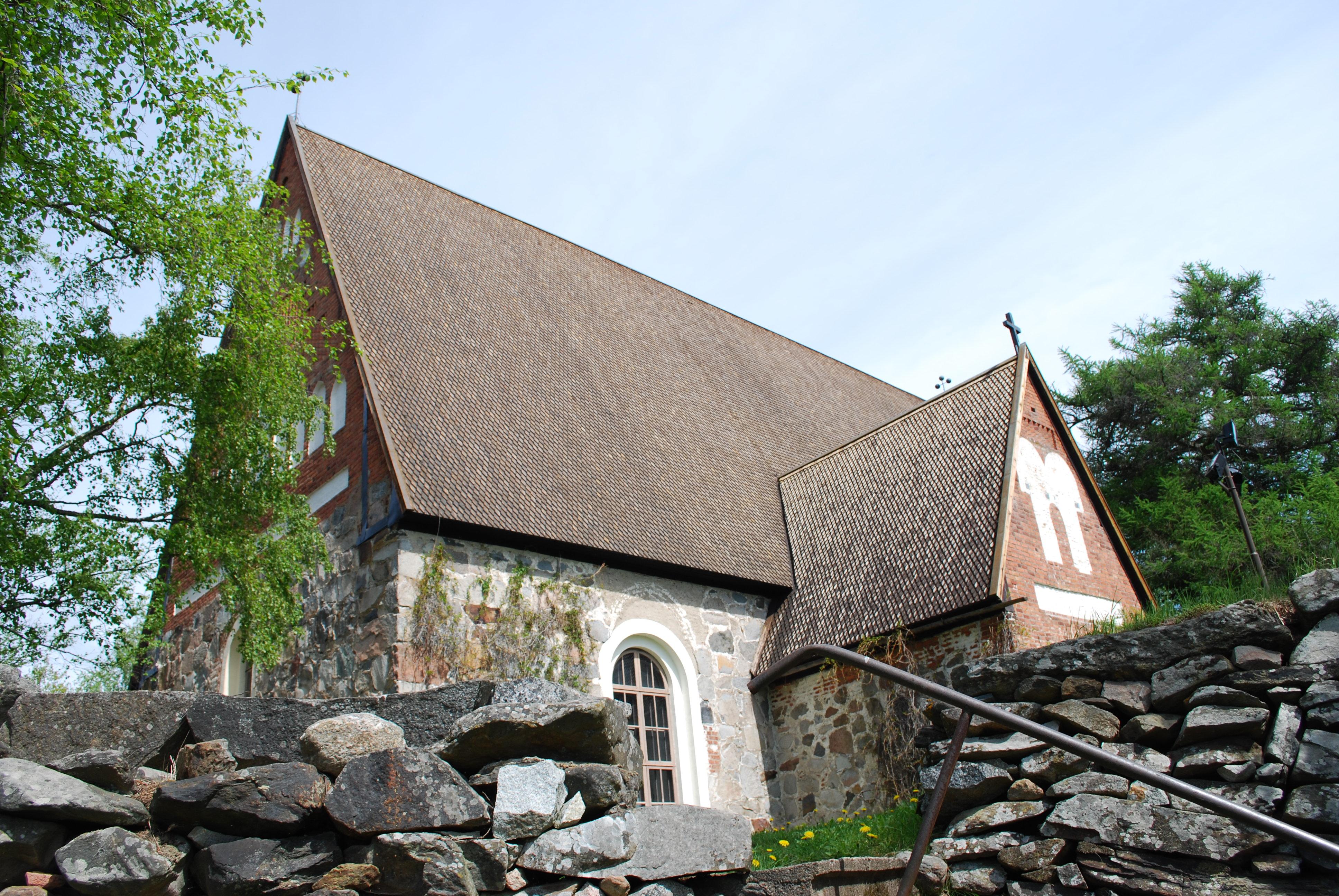 Hauhon Pyhän Johannes Kastajan kirkko