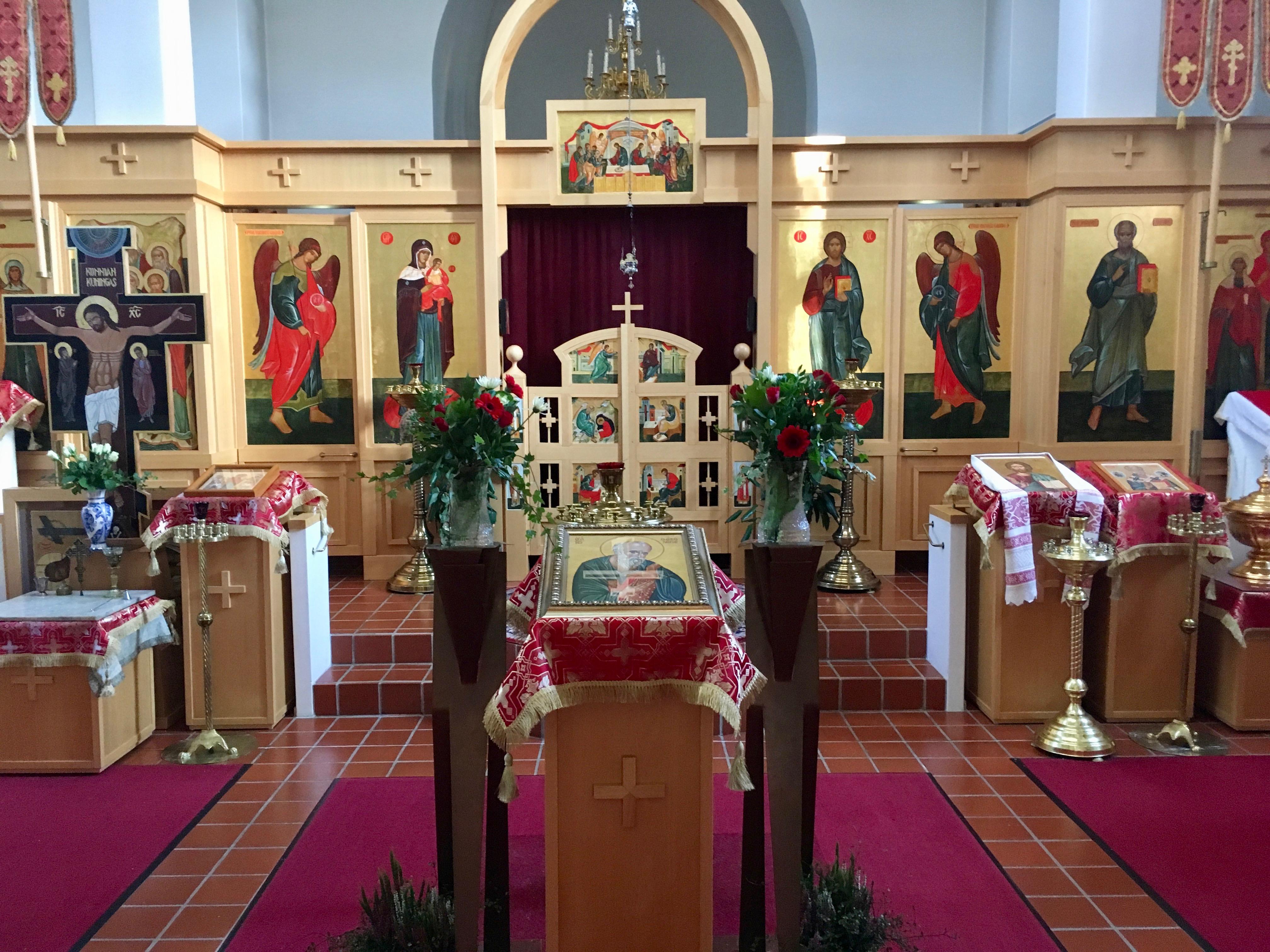 Apostoli Johannes Teologin kirkko