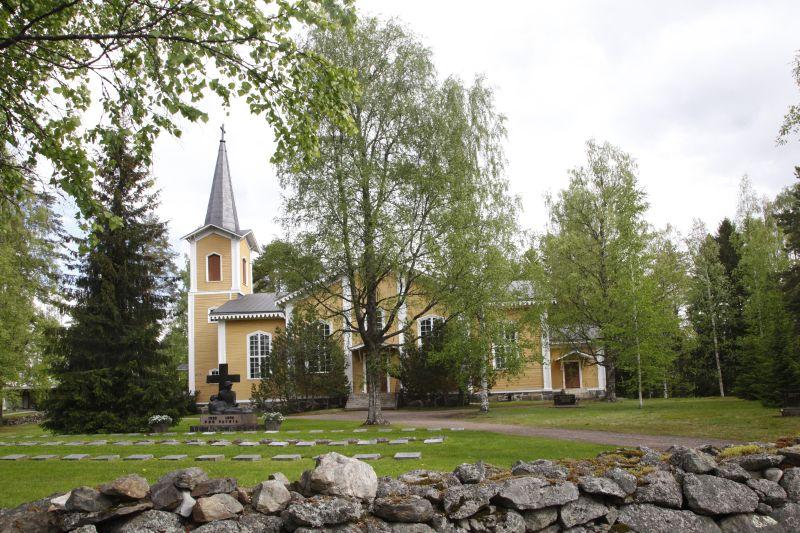 Jäppilän kirkko