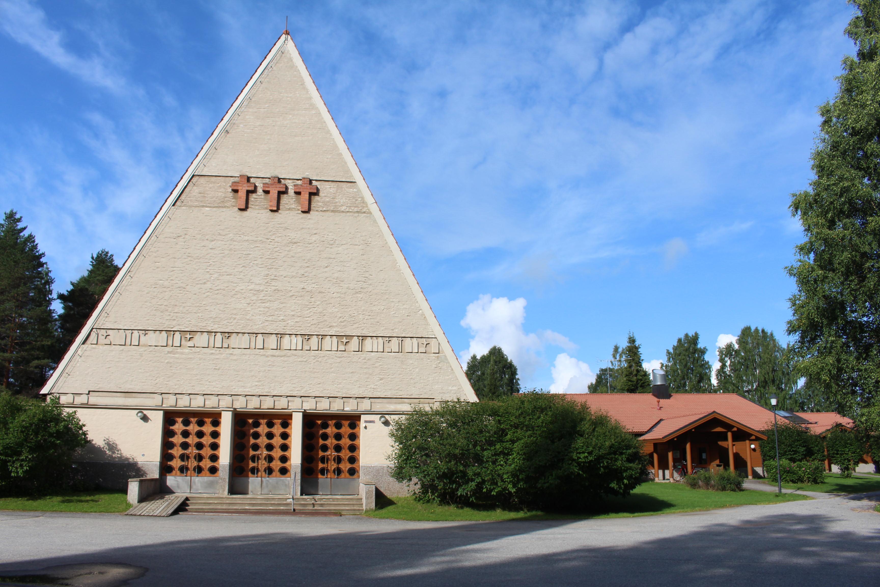 Puolangan kirkko