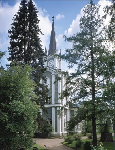 Urjalan kirkko