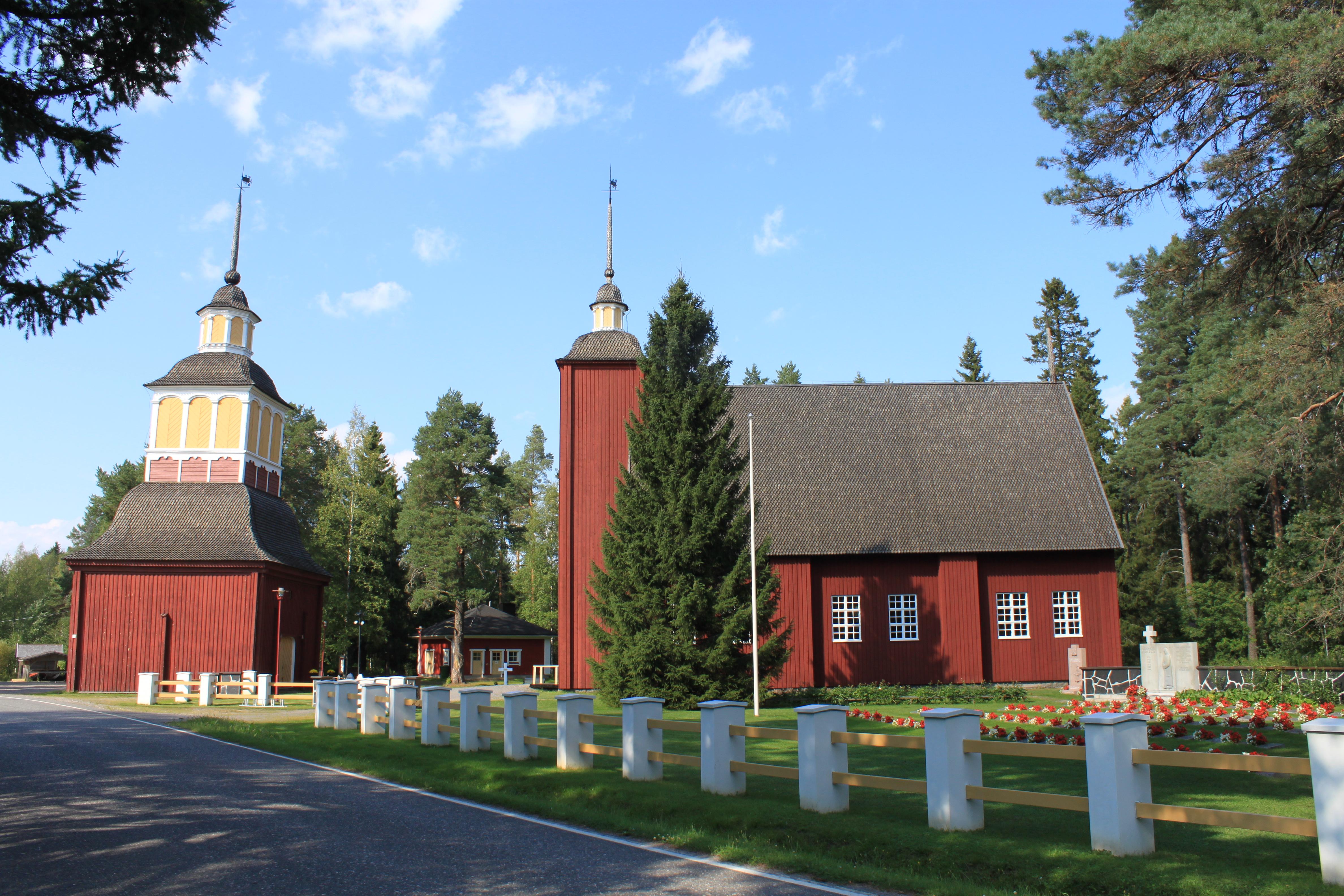 Utajärven kirkko