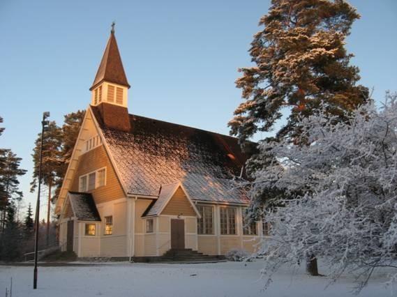 Kihniön kirkko