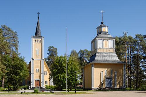 Muhoksen kirkko