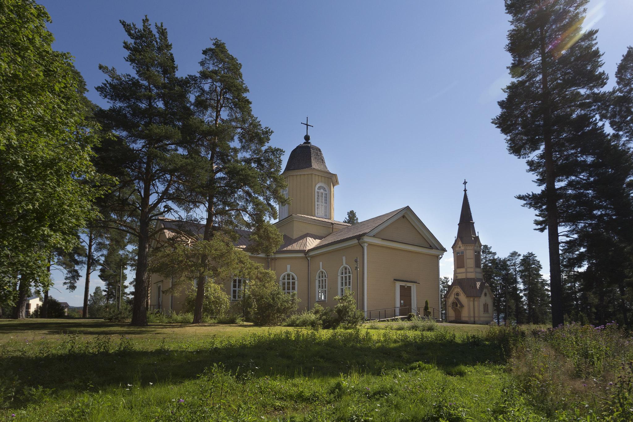 Korpilahden kirkko
