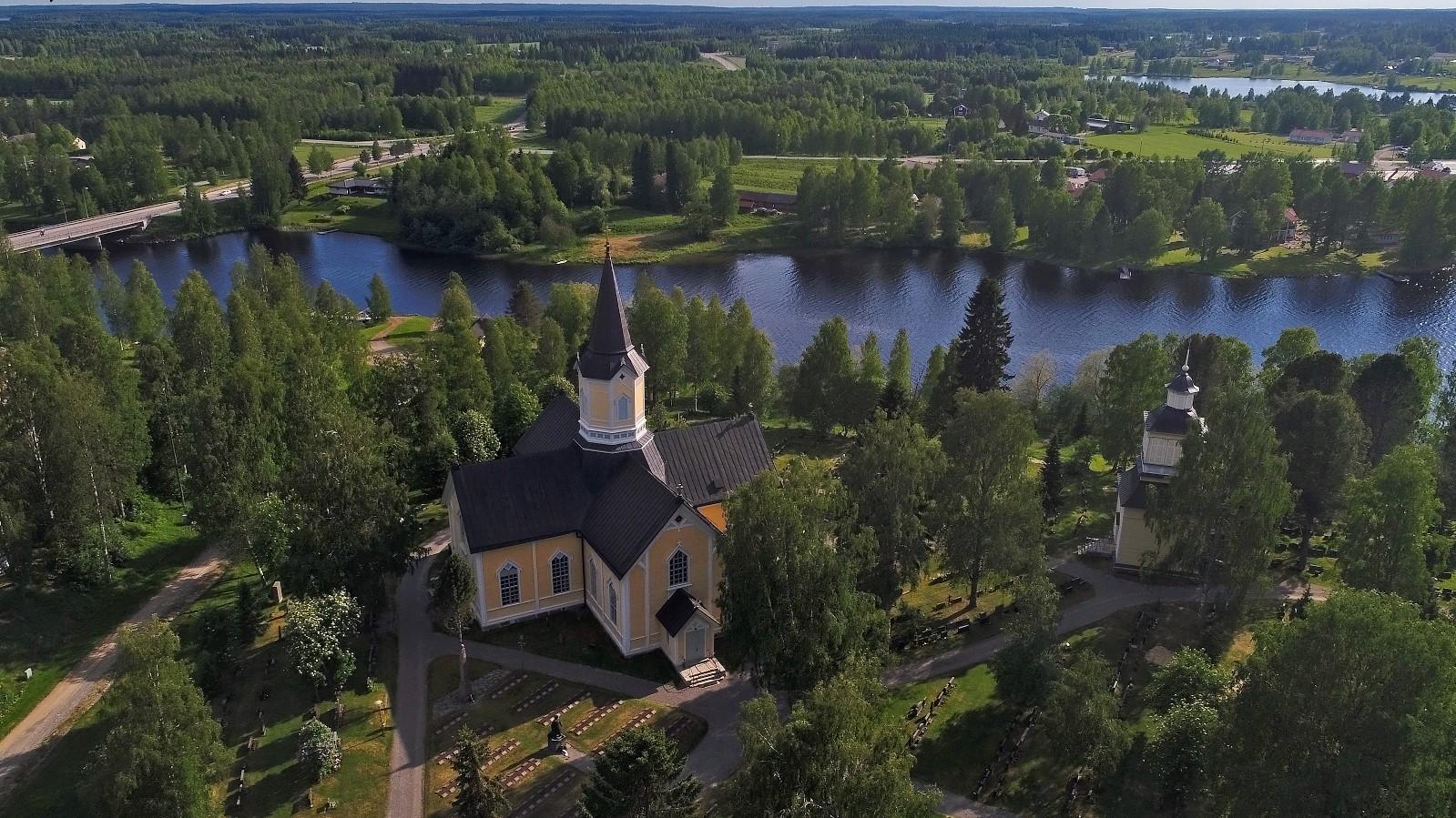 Haapajärven Kristuksen Kirkastumisen kirkko