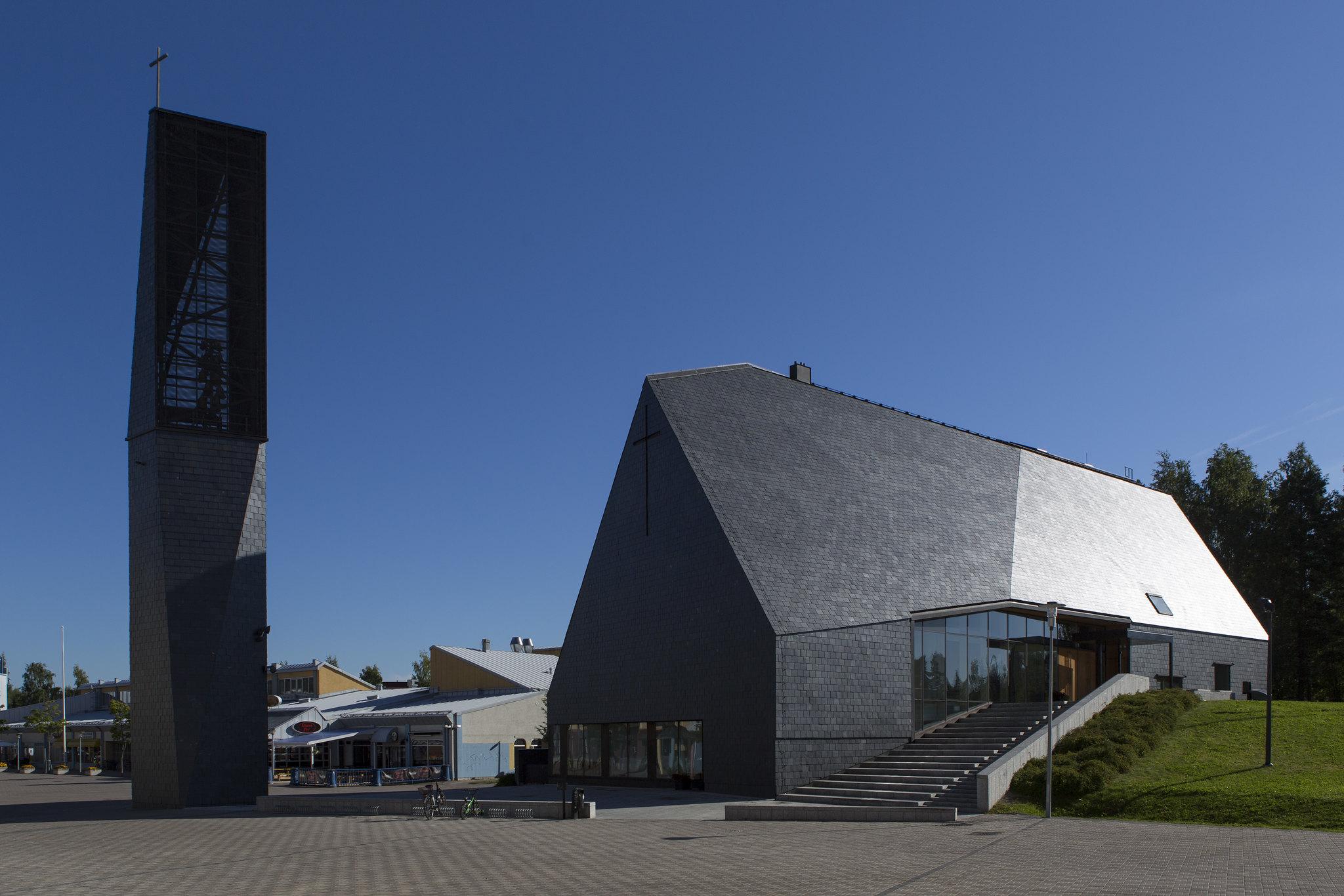 Kuokkalan kirkko