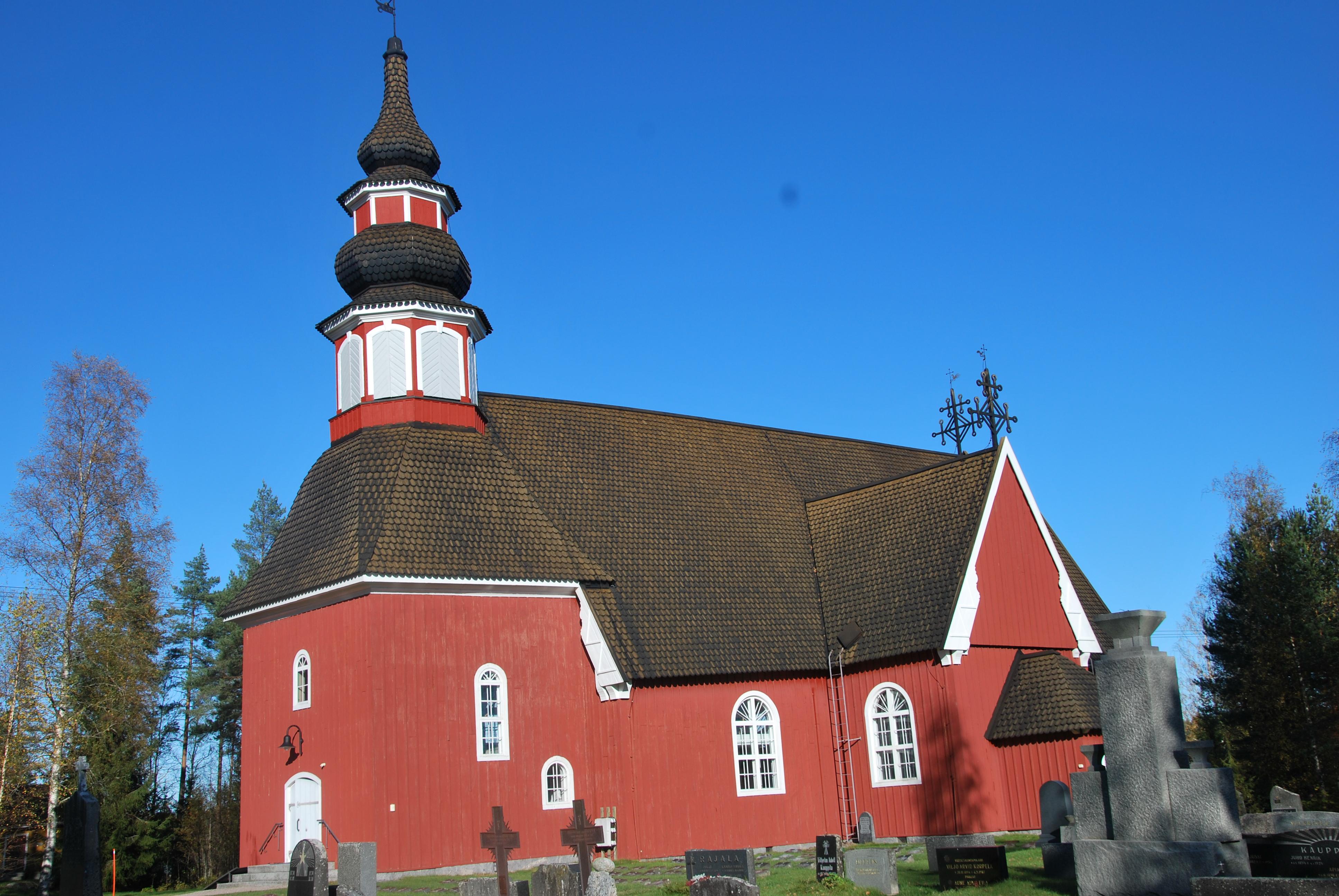 Kuoreveden kirkko