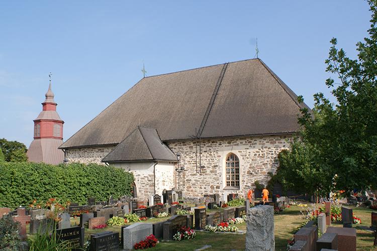 Paimion kirkko (Pyhän Mikaelin kirkko)