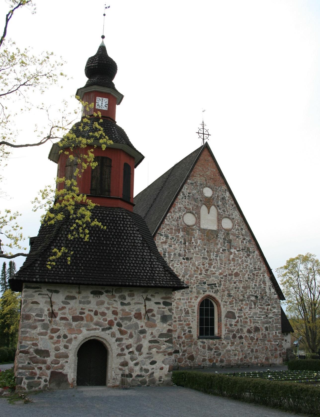 Perniön Pyhän Laurin kirkko