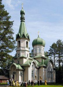 Polvijärven Pyhän Johannes Kastajan kirkko