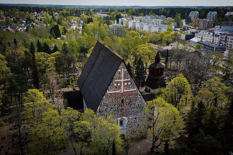 Pyhän Laurin kirkko (Lohja)