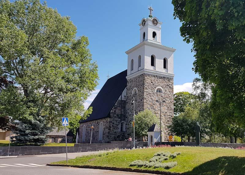 Pyhän Ristin kirkko (Rauma)