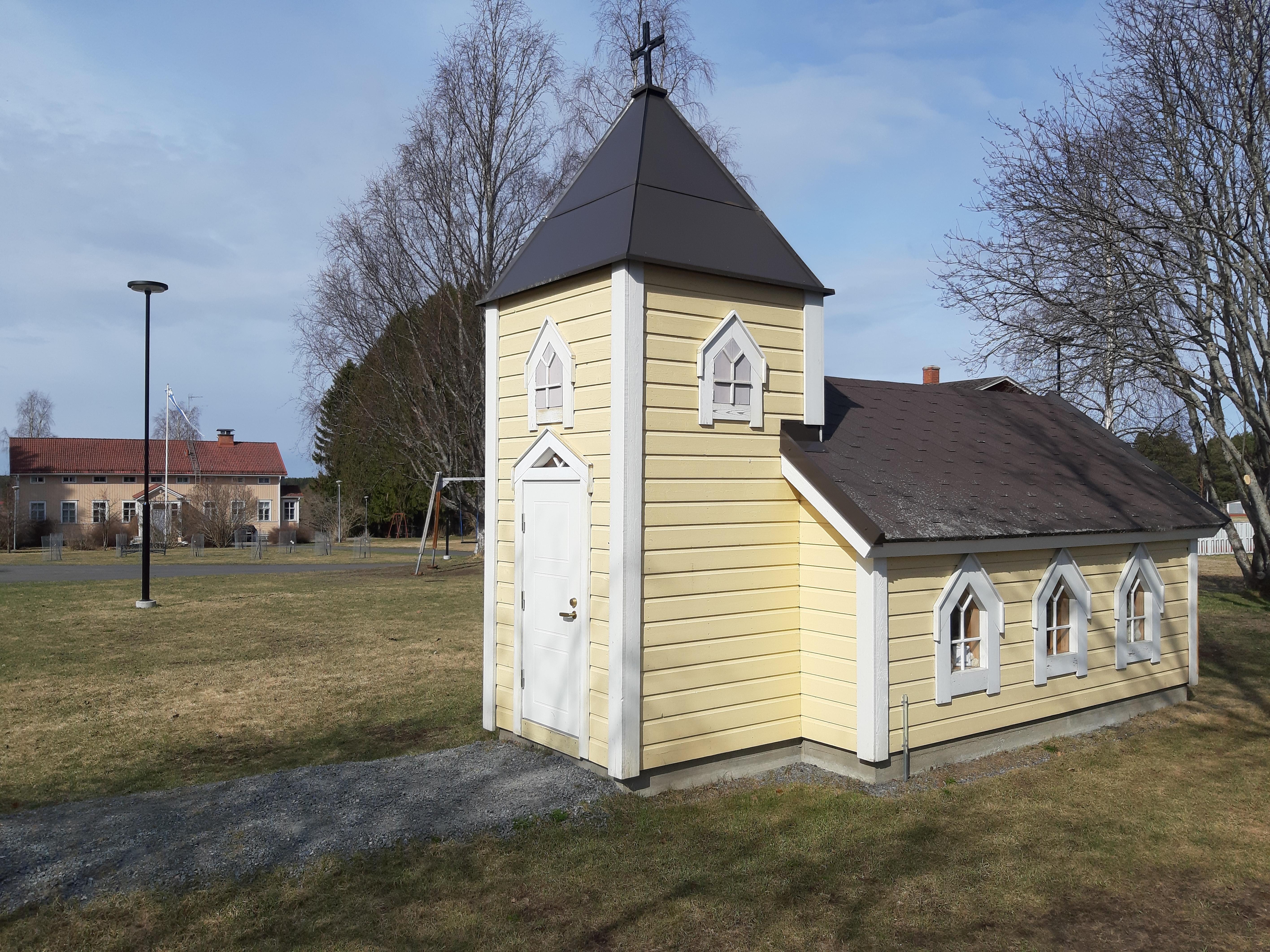 Haapajärven Samuelin kirkko
