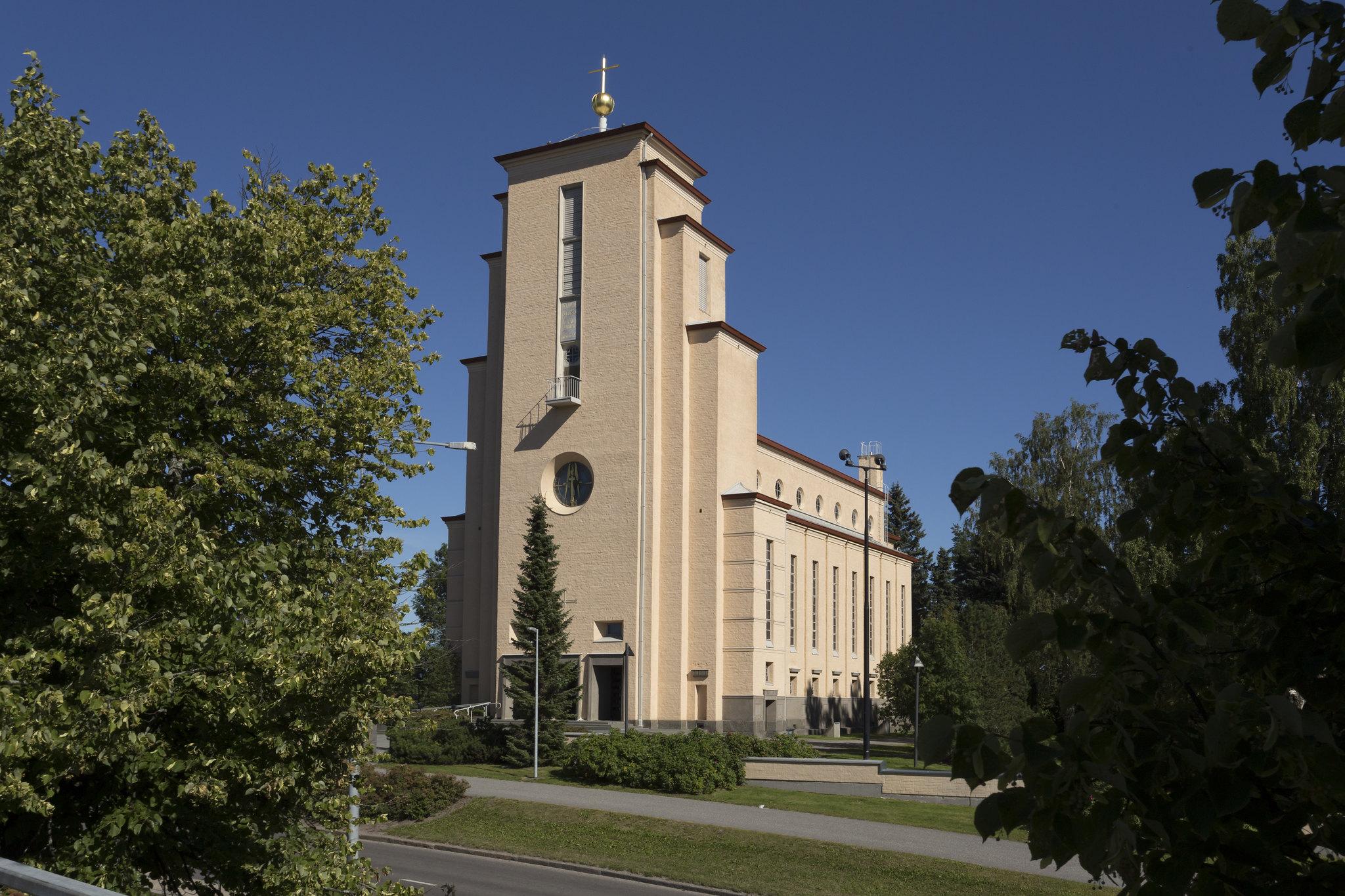 Taulumäen kirkko