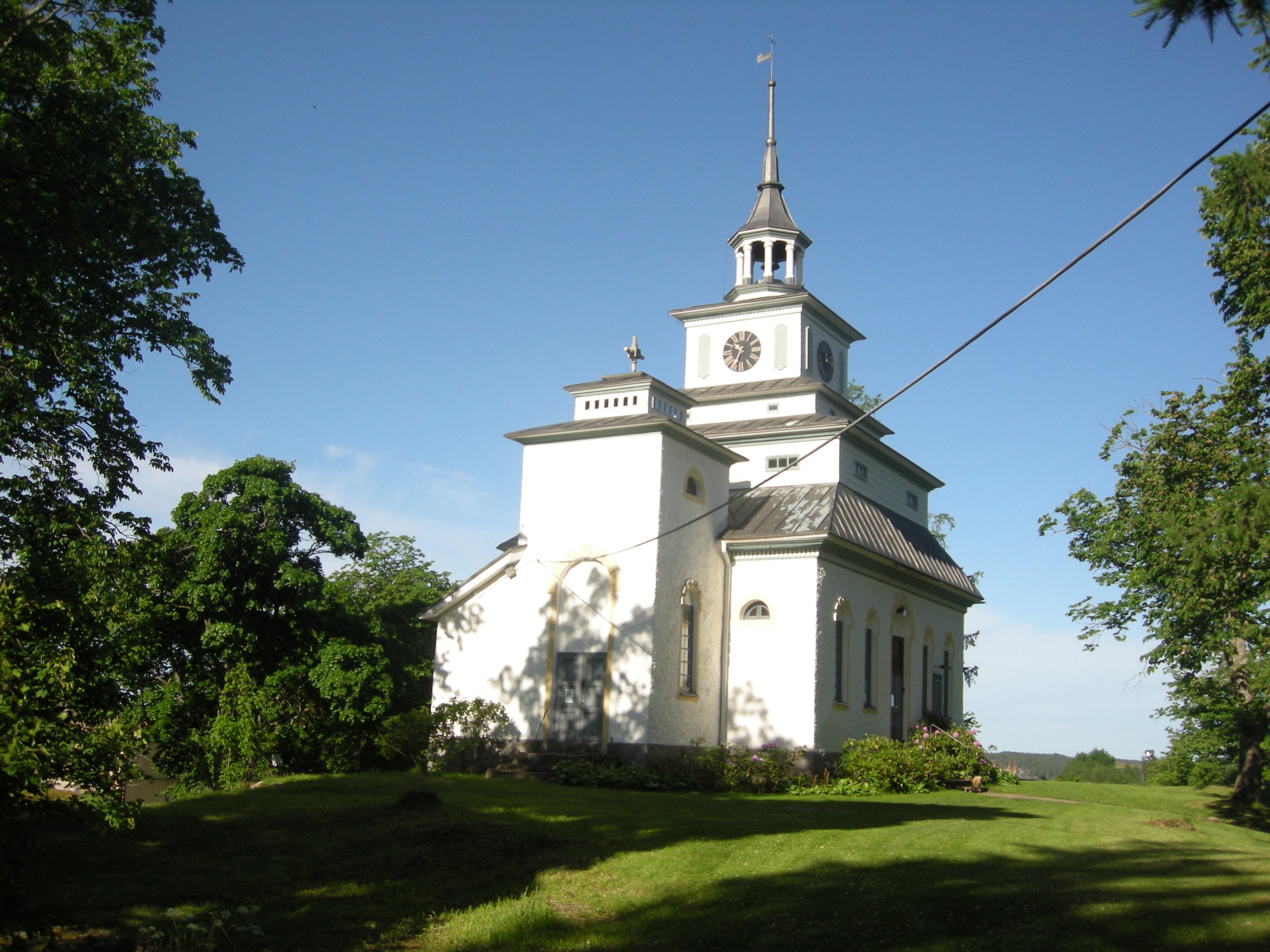 Teijon kirkko