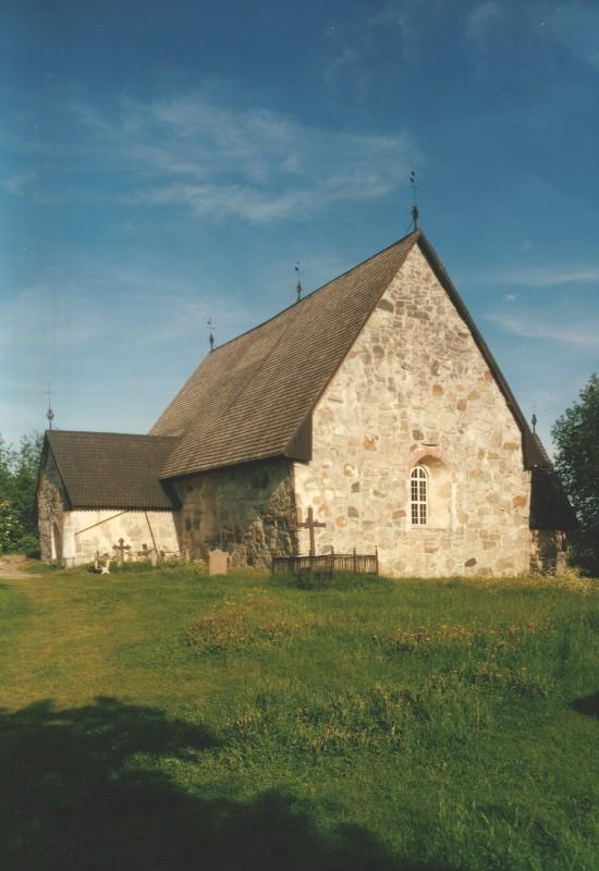 Keminmaan vanha kirkko (Pyhän Mikaelin kirkko)