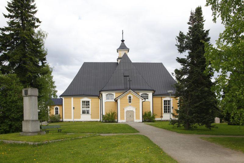 Pieksämäen Vanha kirkko