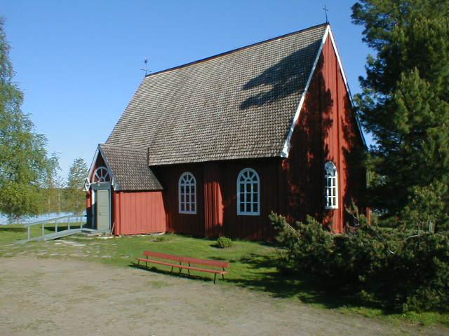 Tervolan Vanha kirkko