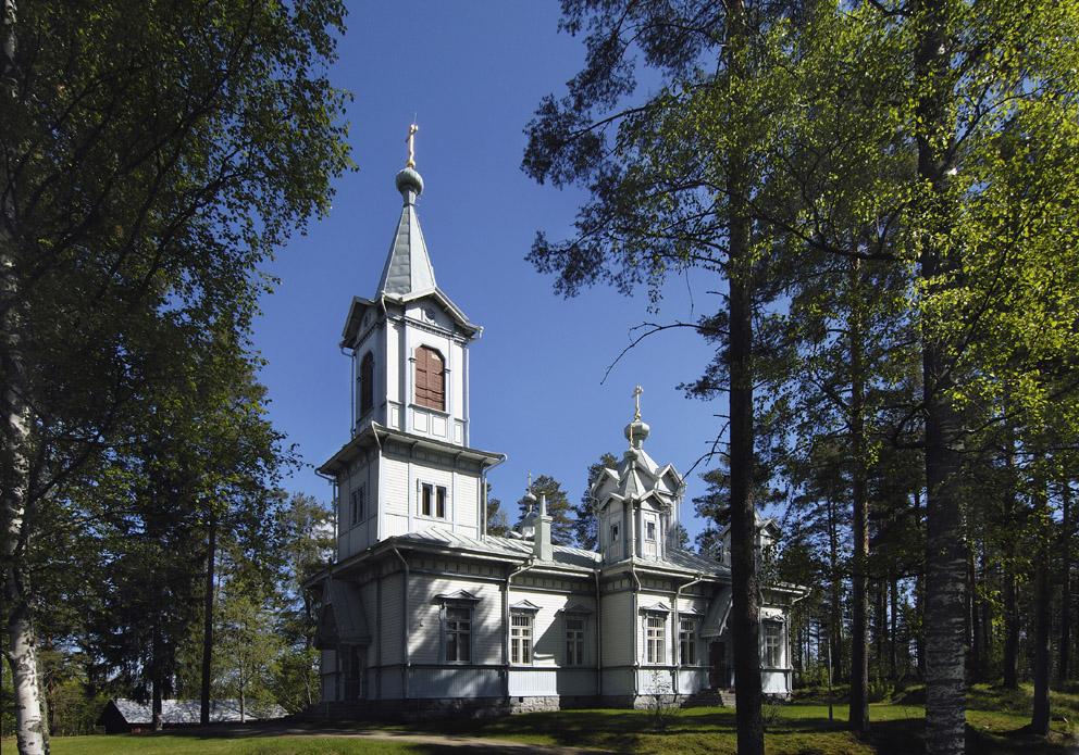 Jumalanäidin Tihvinäläisen ikonin kirkko