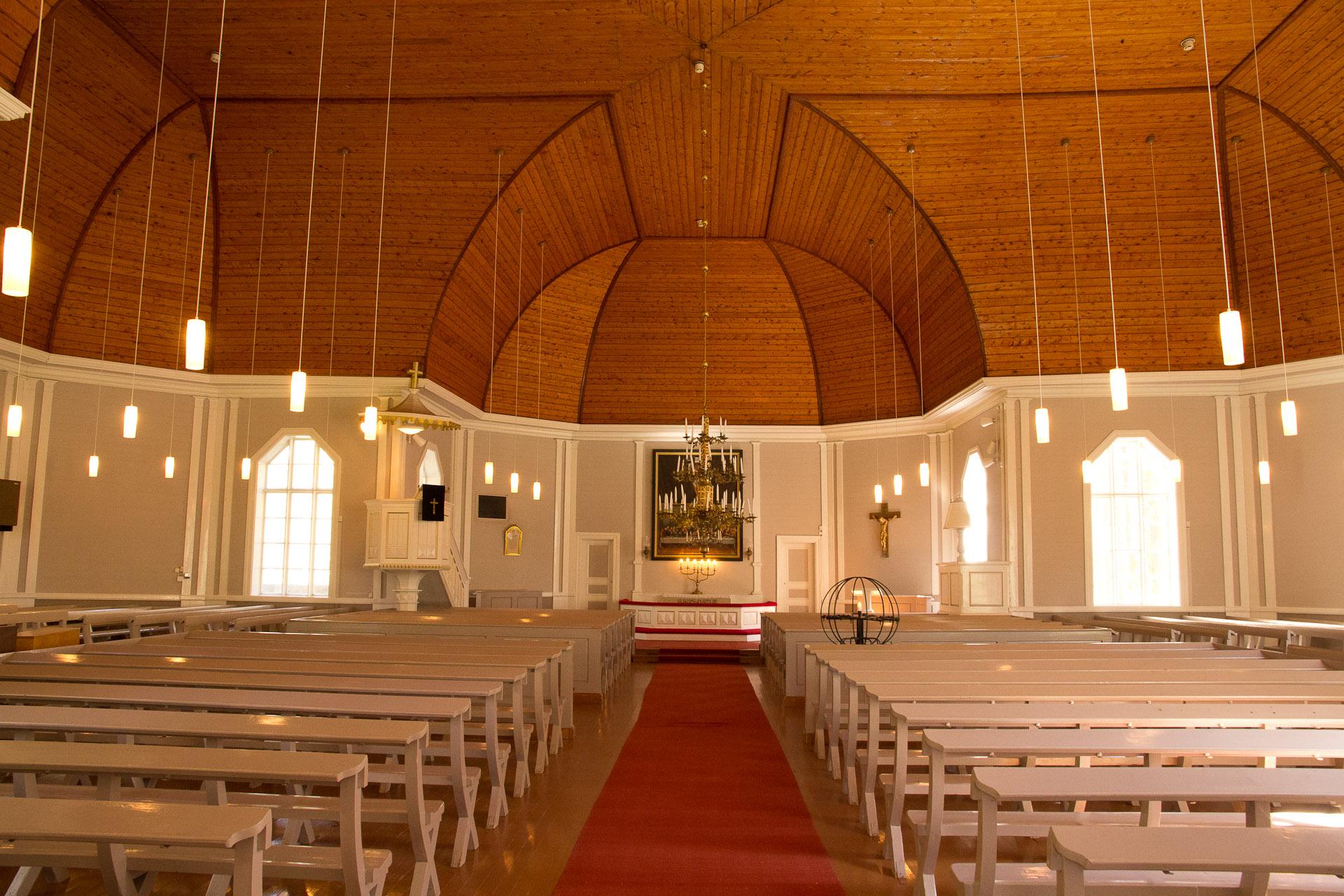 Säräisniemen kirkko