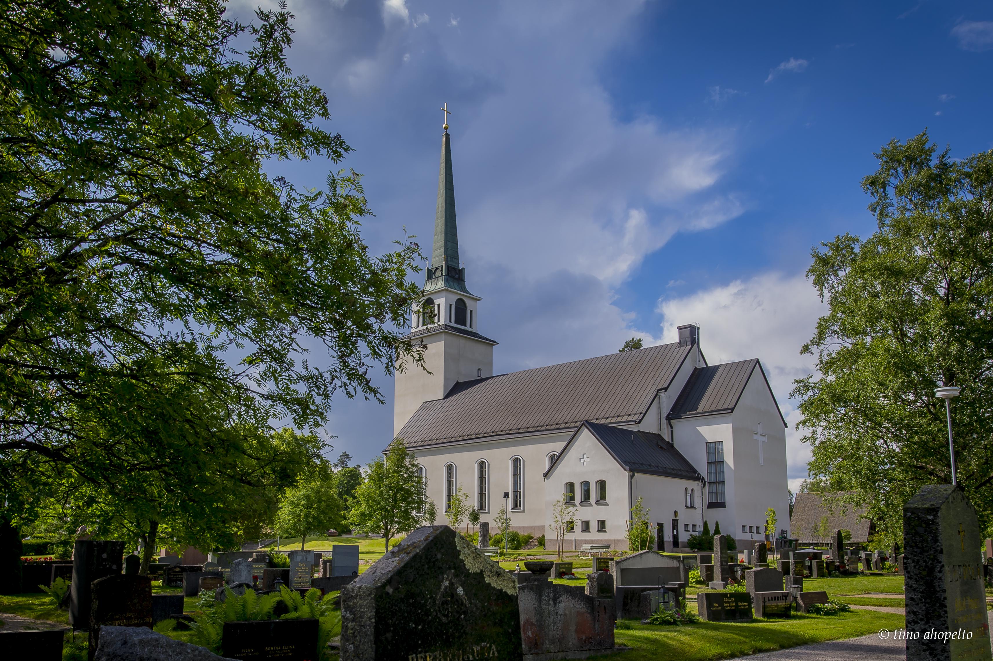 Ähtärin kirkko