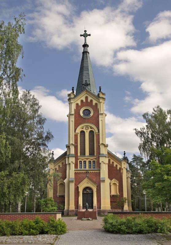 Ristijärven kirkko