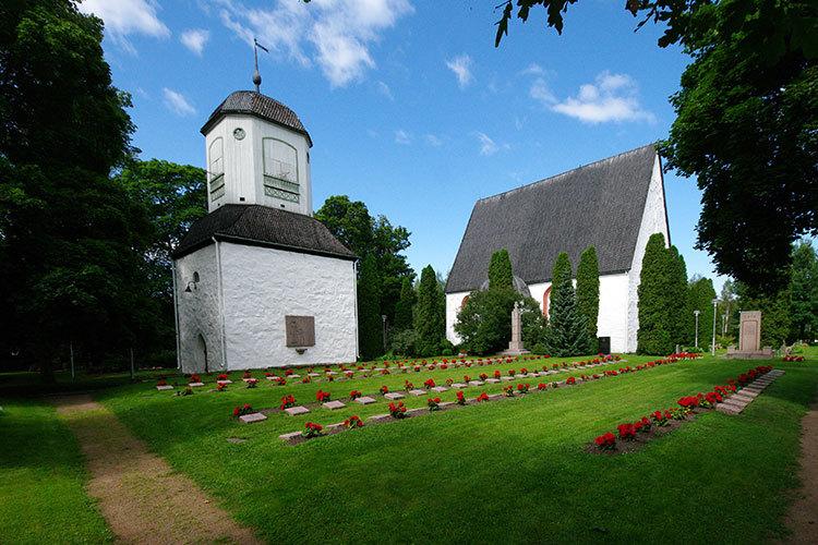 Pyhän Henrikin kirkko