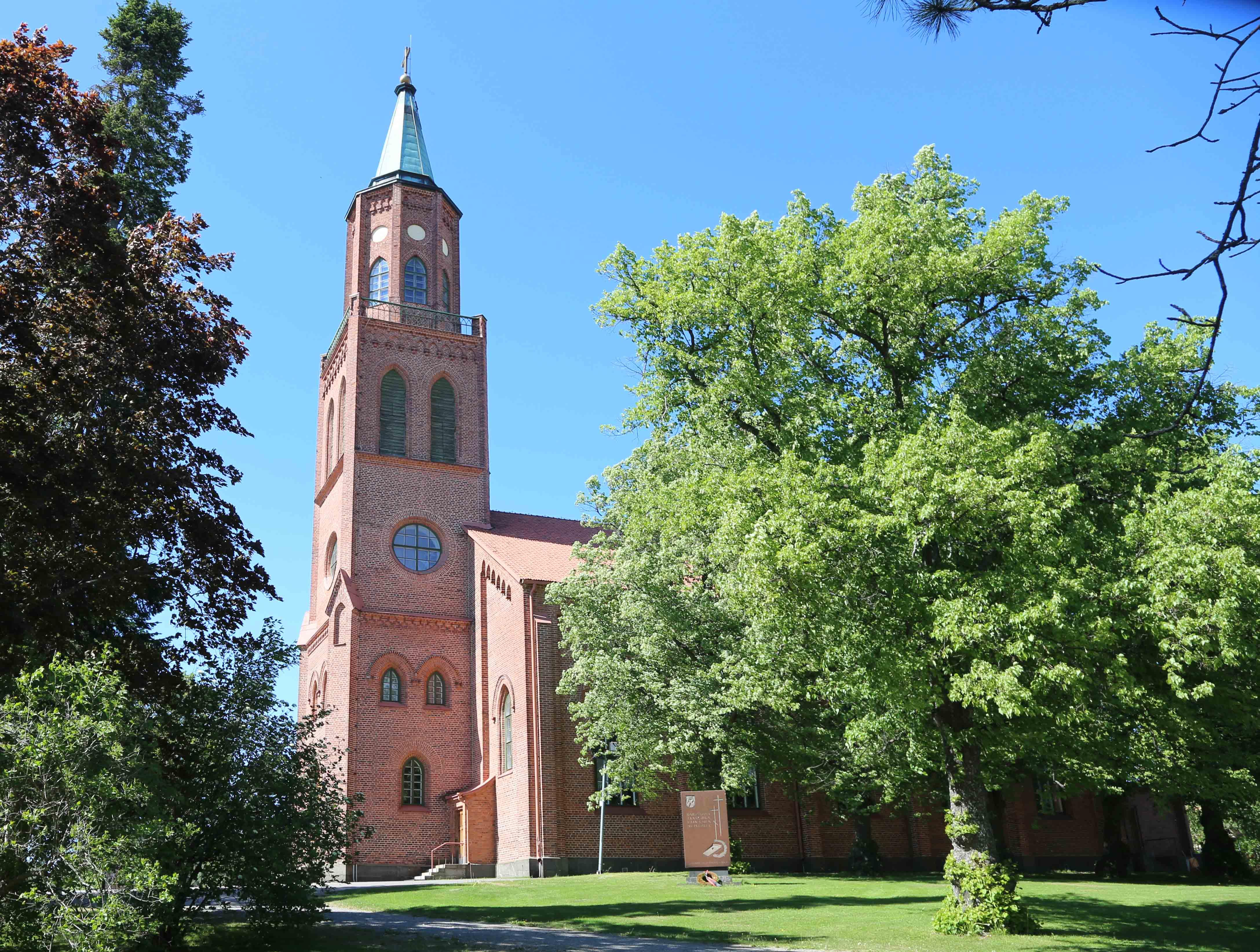 Savonlinnan Tuomiokirkko