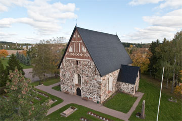 Sipoon vanha kirkko