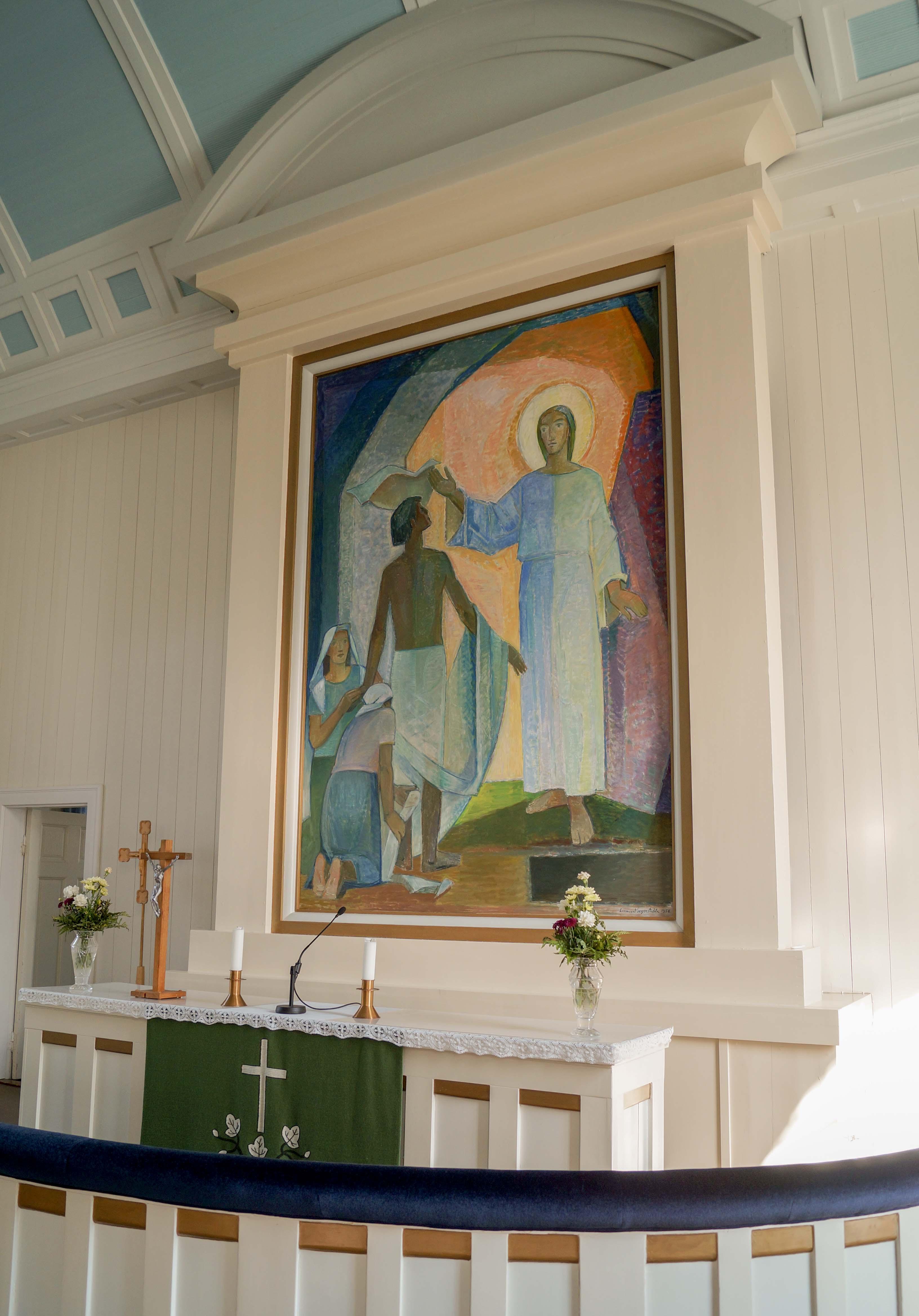 Laihian kirkko