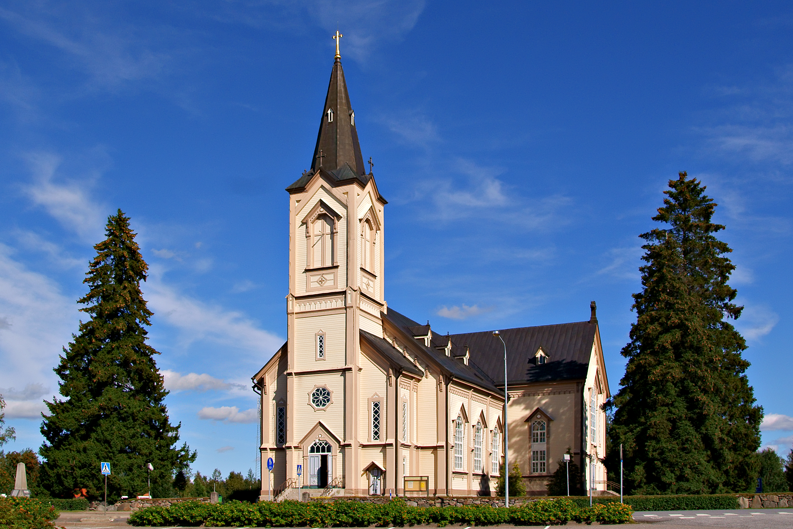 Peräseinäjoen kirkko