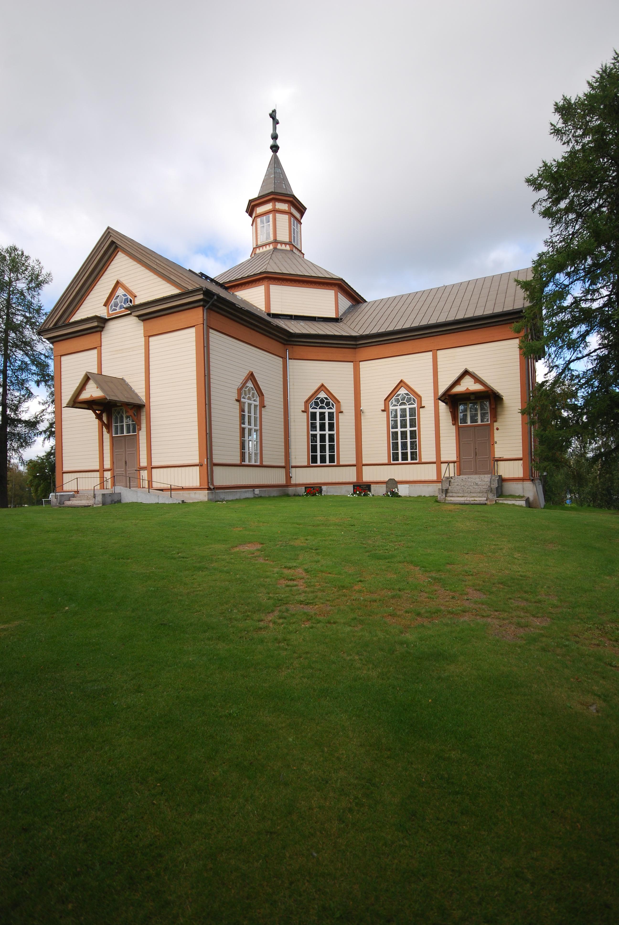 Kannuksen kirkko