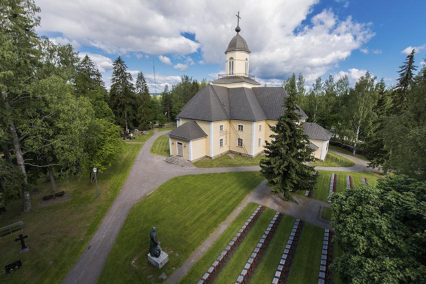 Puumalan Johannes Kastajan kirkko