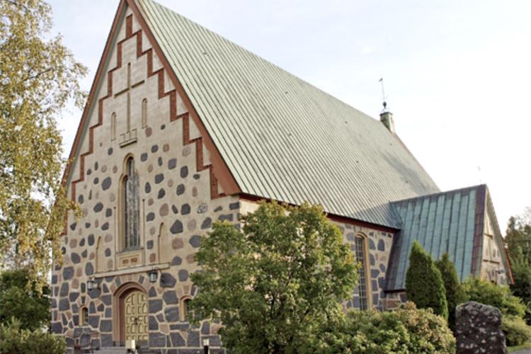 Noormarkun kirkko