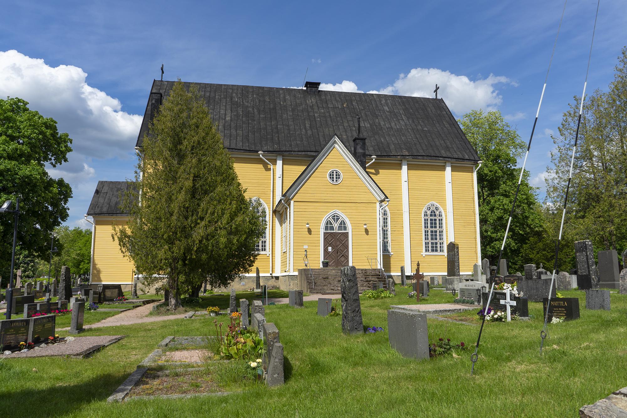 Pusulan kirkko