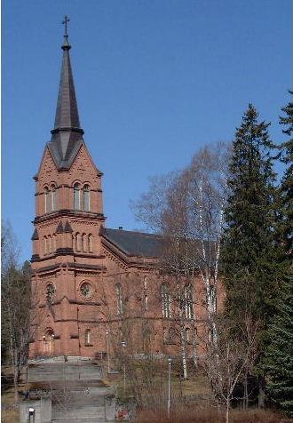 Keuruun kirkko