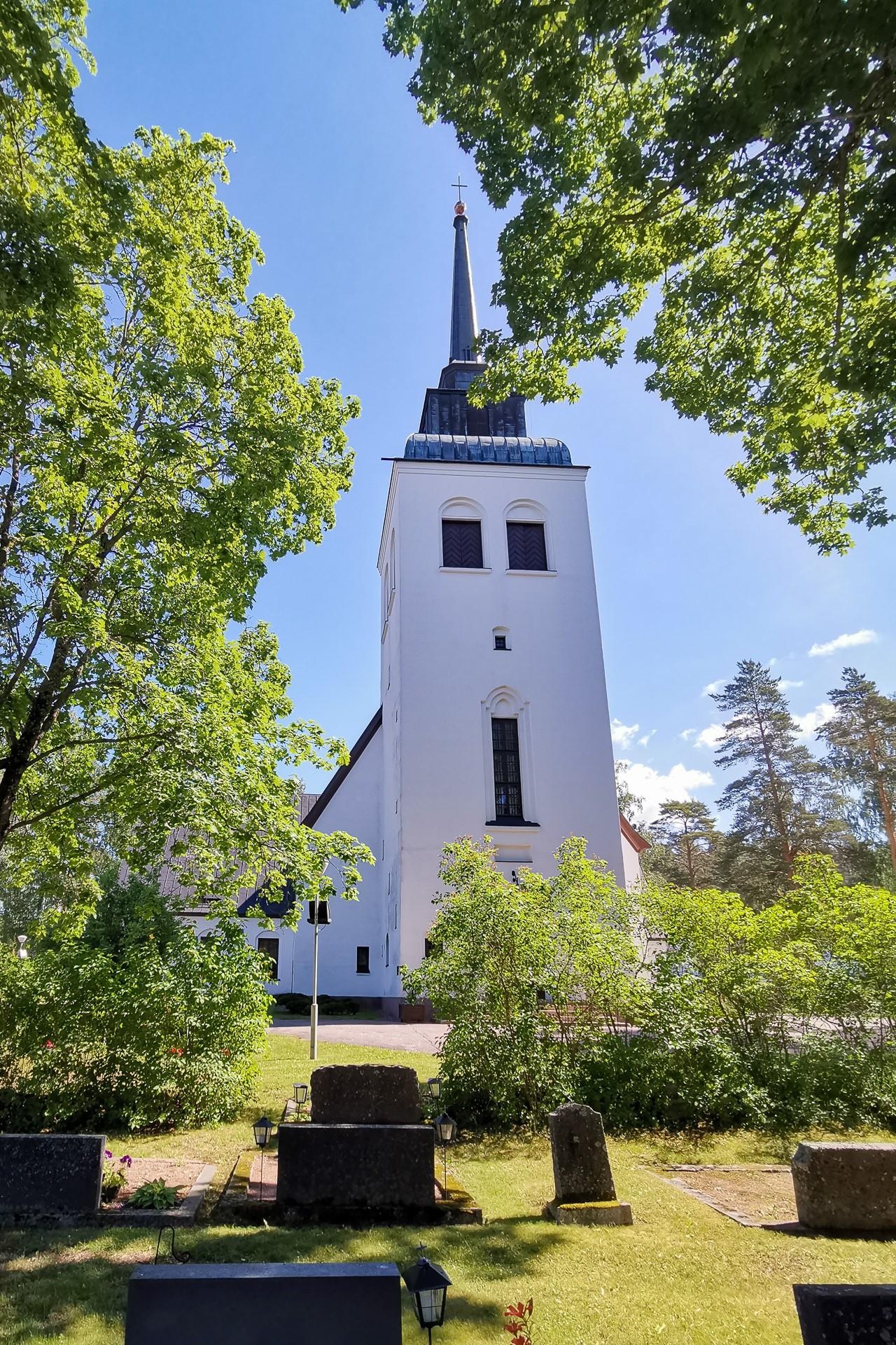 Valkealan kirkko